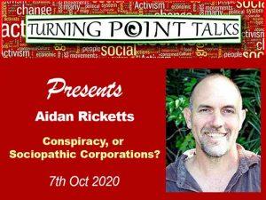Aidan Ricketts – recordings