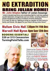 Bring Julian Home