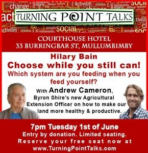 Hilary Bain and Andrew Cameron